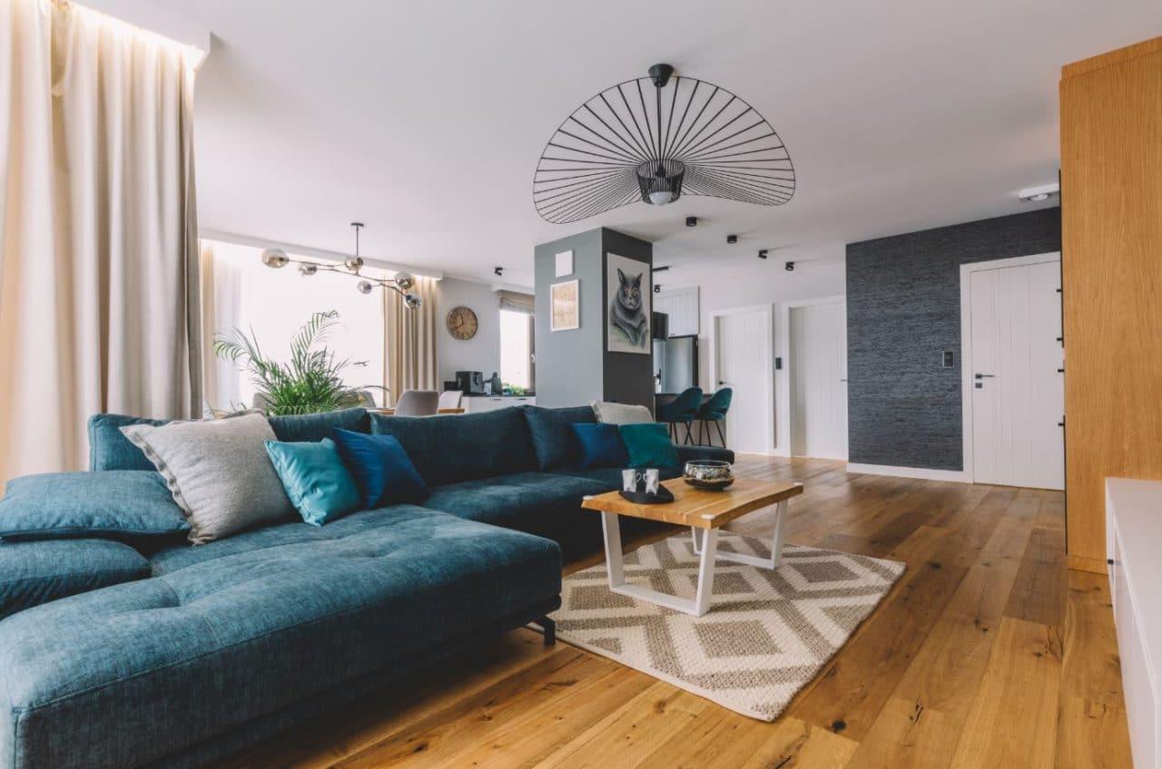 rénovation de maison à Metz - pièce de vie par illiCO travaux