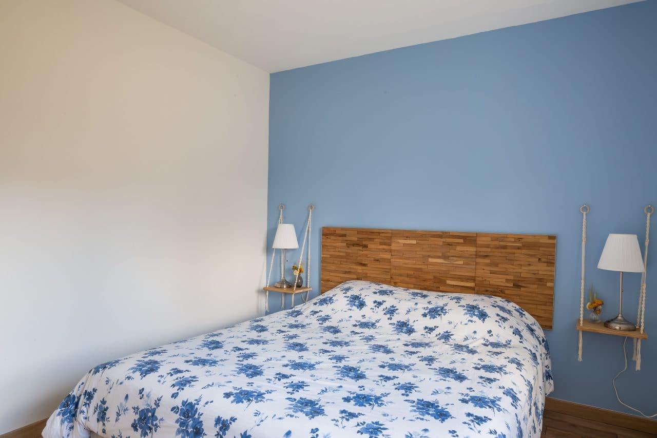 renovation maison Olivet - chambre