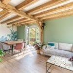 rénovation maison Olivet - pièce de vie