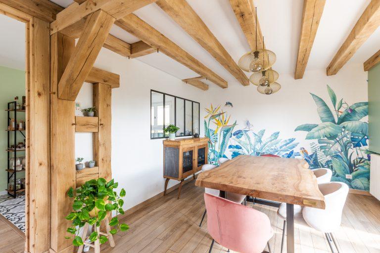 Rénovation intérieure d'une maison à Olivet, près d'Orléans (45)