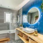 rénovation maison Olivet - salle de bain