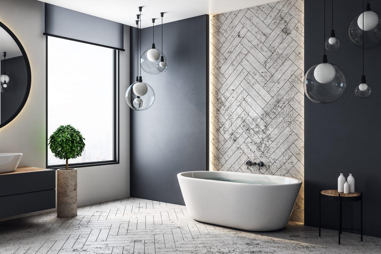 renovation maison La Baule : renovation de salle de bain