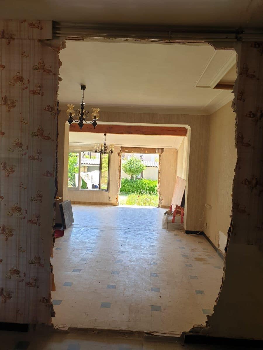 Rénovation intérieure et extérieure d'une maison à Toulouse (31)
