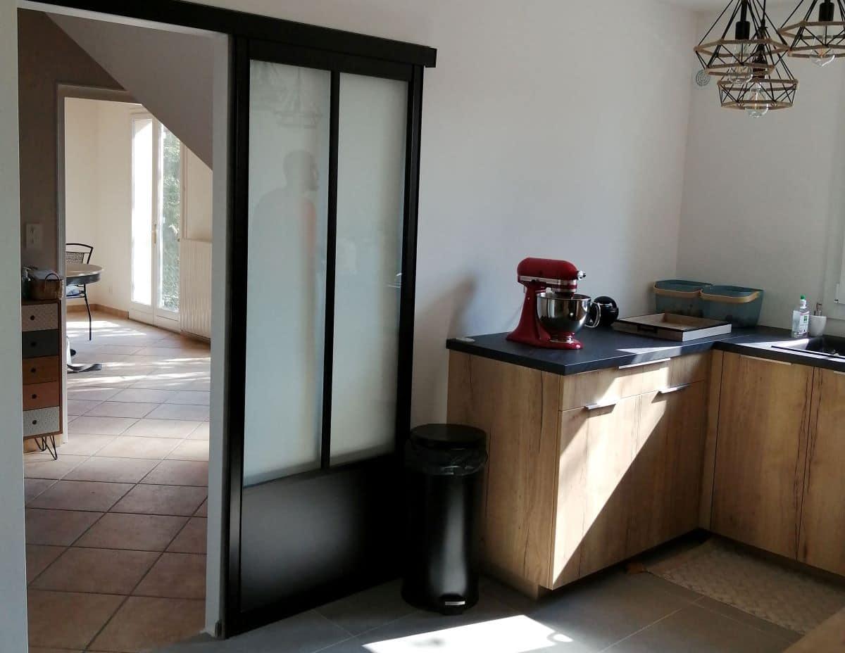 Rénovation partielle d'une maison à Gas (28)