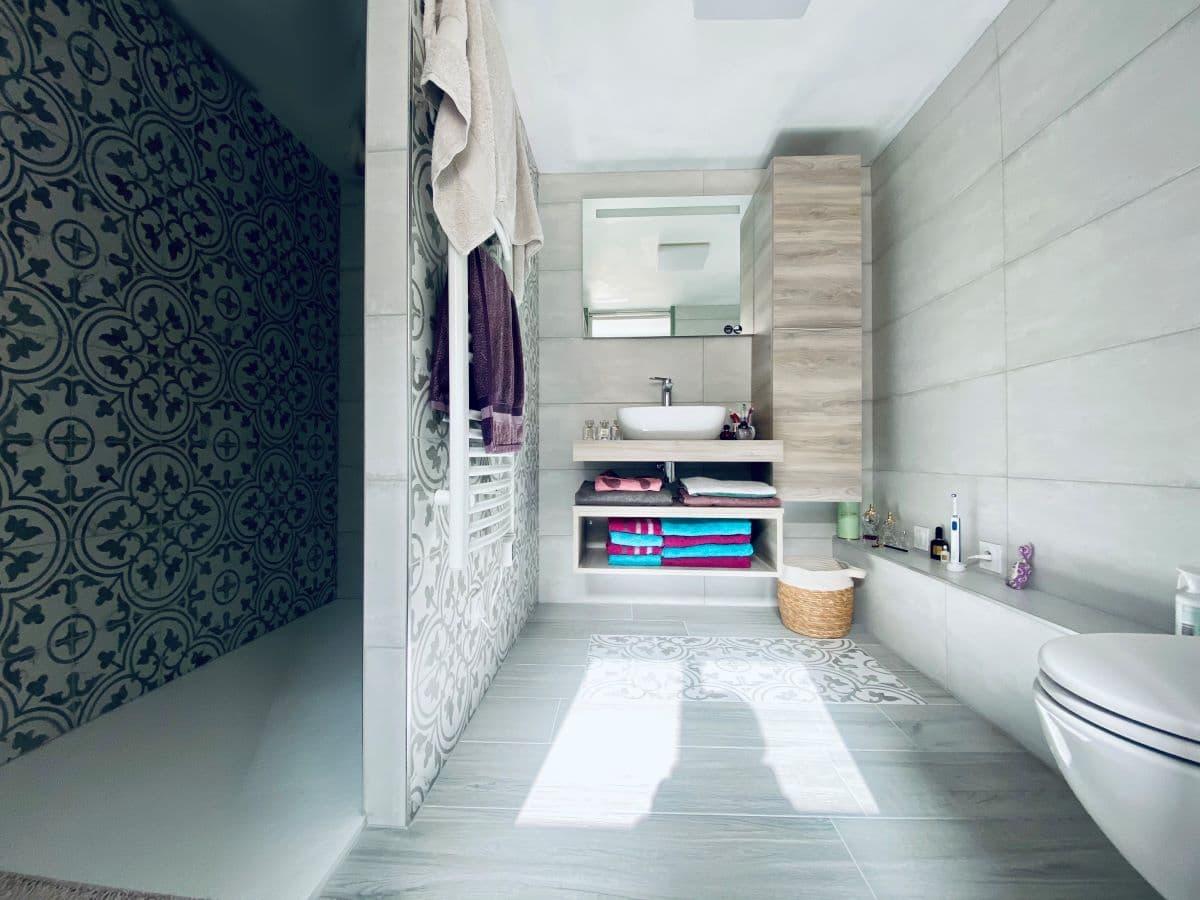 Rénover le sol de sa salle de bain