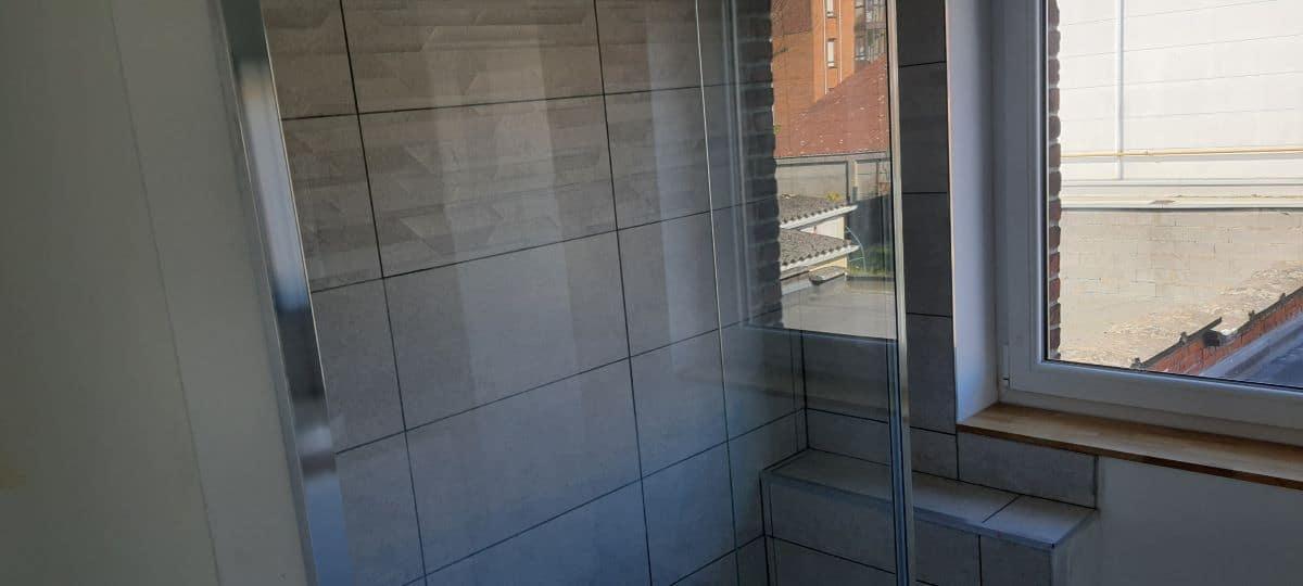 Rénovation d'une salle de bain à Linselles (59)