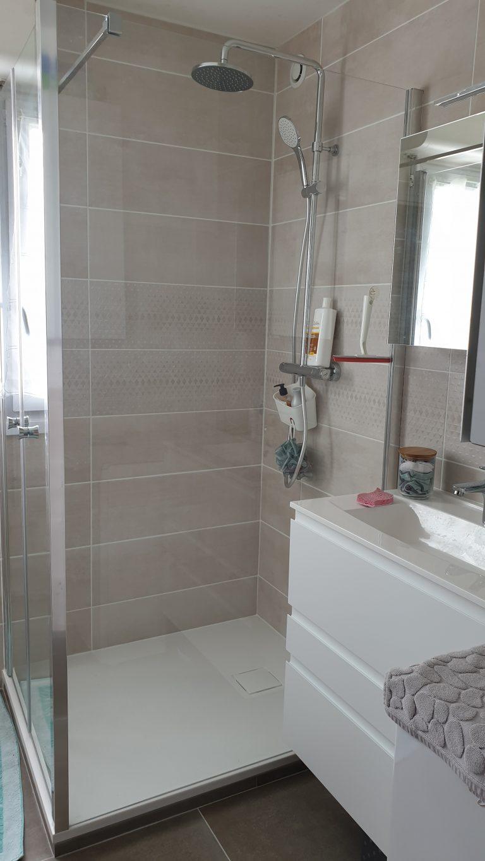 Rénovation d'une salle de bain à Saint Brieuc (22)