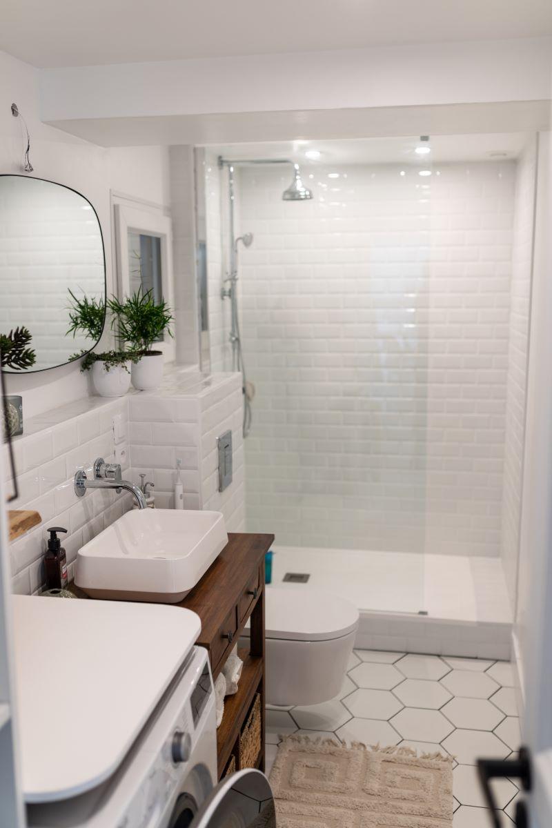 Rénovation d'une salle de bain à Montpellier (34)