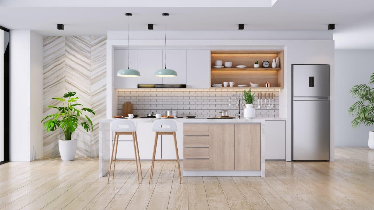 renovation appartement dunkerque : renovation cuisine