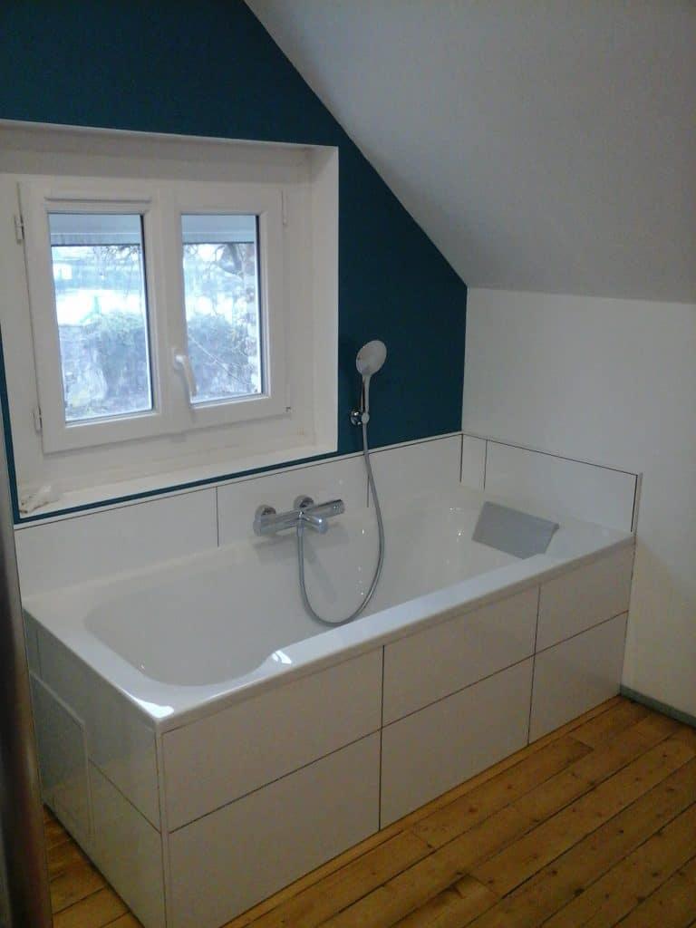 Création d'une salle de bain à Evreux (27)