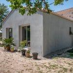 Agrandissement vu de l'extérieur - extension de maison à Thorigny de 50 m2