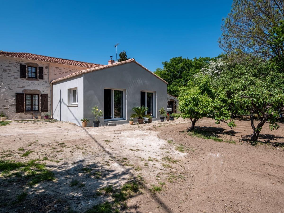 Extension de maison à Thorigny (85)