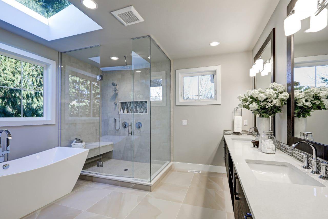 rénovation de salle de bain par illiCO travaux Leognan - Gradignan - Cestas