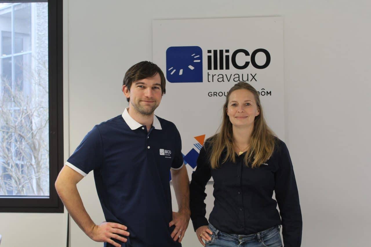 illiCO travaux Romans - Valence-Nord - Aurélien et Florie Cardon