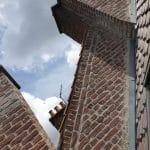 Travaux de joint réalisés - Rejointement de pignon de maison à Lille