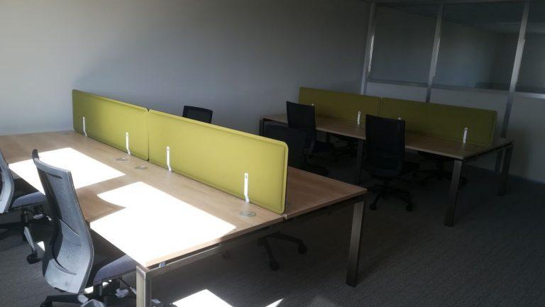 Rénovation de bureaux professionnels à La Madeleine (59)