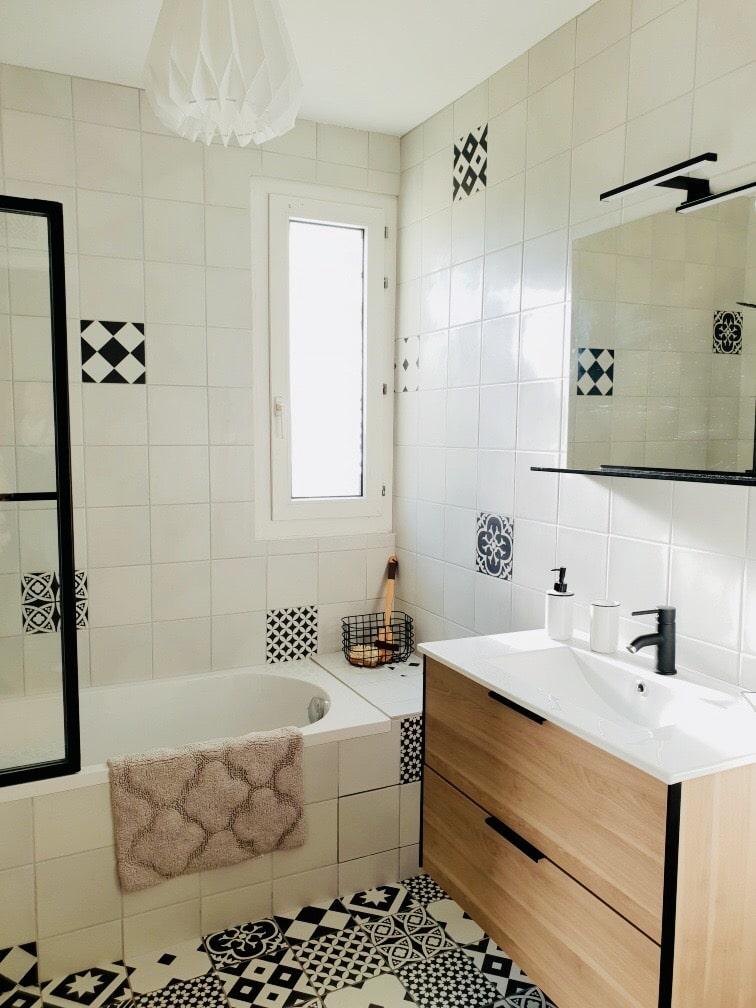 Rénovation d'une salle de bain d'un appartement à Montpellier (34)