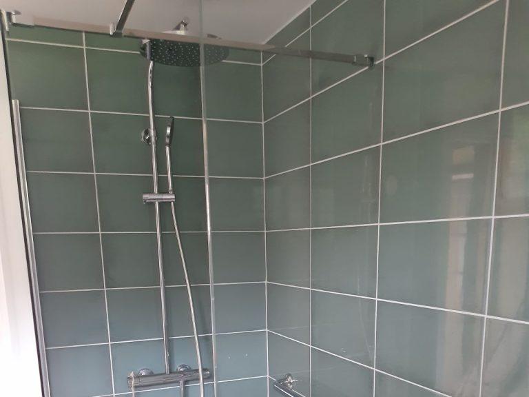 Rénovation d'une salle de bain à Panilleuse dans l'Eure (27)