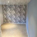 Chambre créée dans l'ancienne salle de bain - Riedisheim