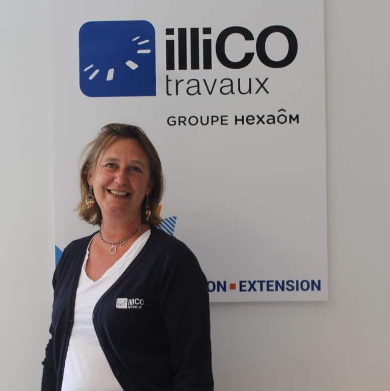 Virginie Chenain - illiCO travaux Garches - Rueil Malmaison