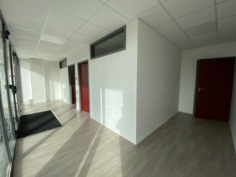 Aménagement intérieur d'un cabinet d'ophtalmologie à Villenave-d'Ornon (33)