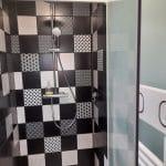 extension maison Marquette-lez-Lille - intérieur avec douche