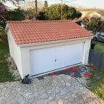Construction d'un garage à Gradignan