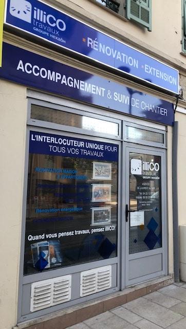illiCO travaux Saint-Laurent-du-Var
