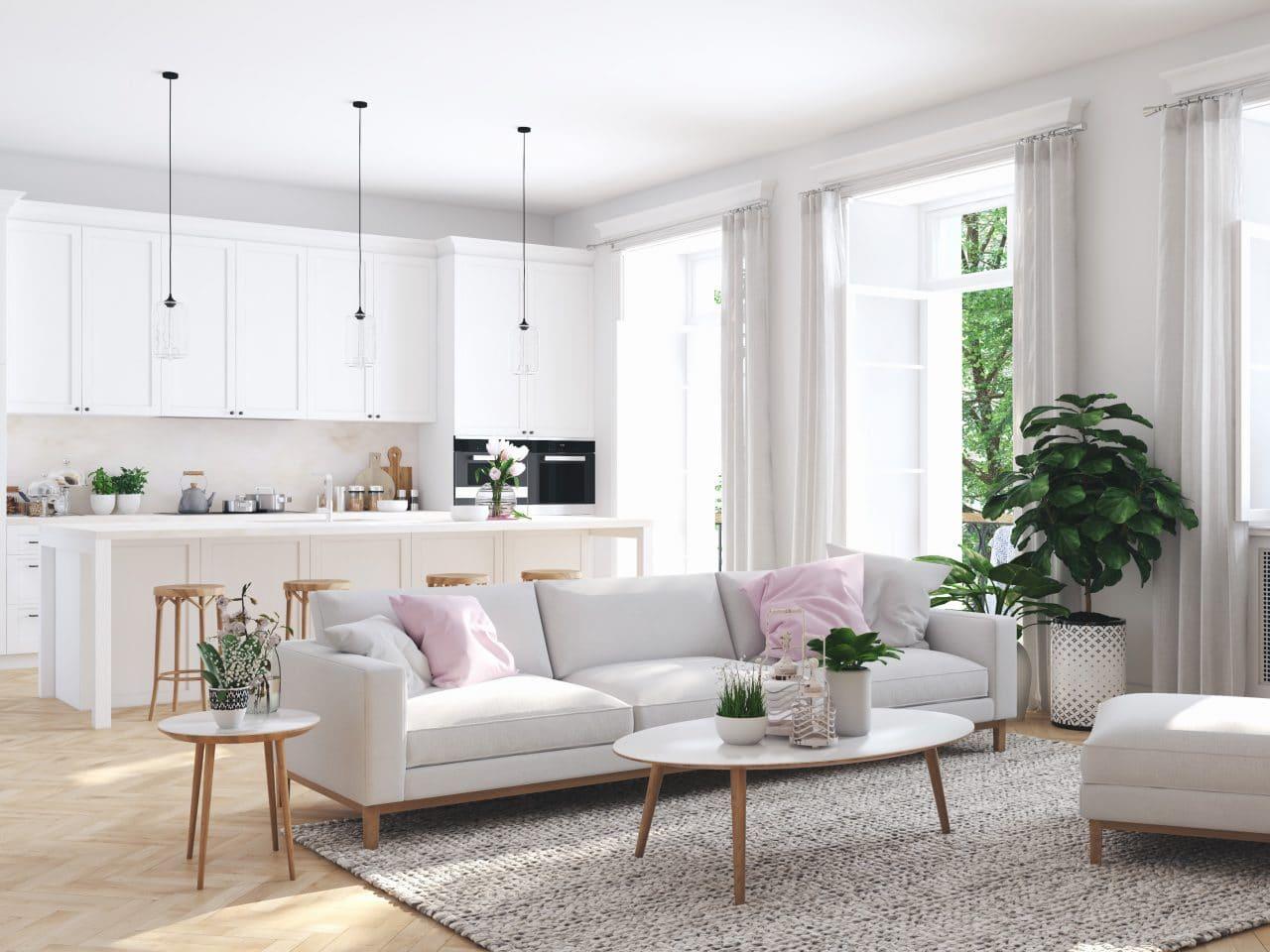 renovation appartement Agen : sejour