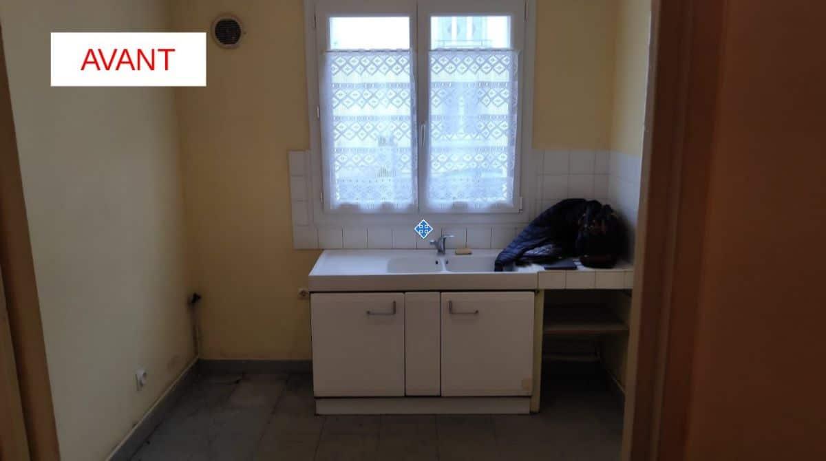 Rénovation complète d'un appartement à Brest (29)