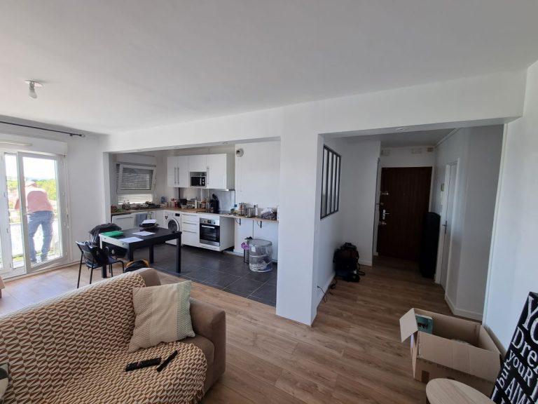 Rénovation d'un appartement en centre de Villejuif (94)