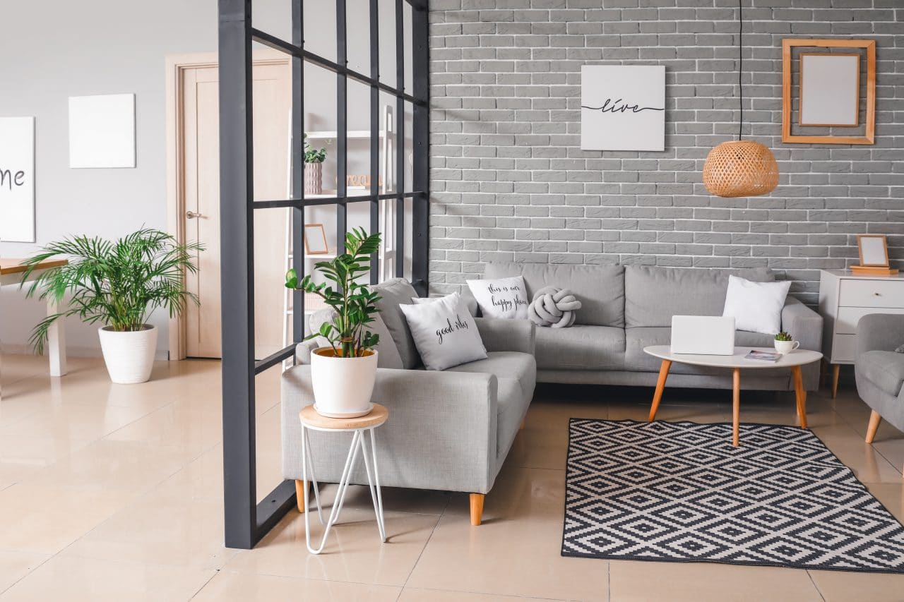 renovation appartement Chatellerault : renovation sejour