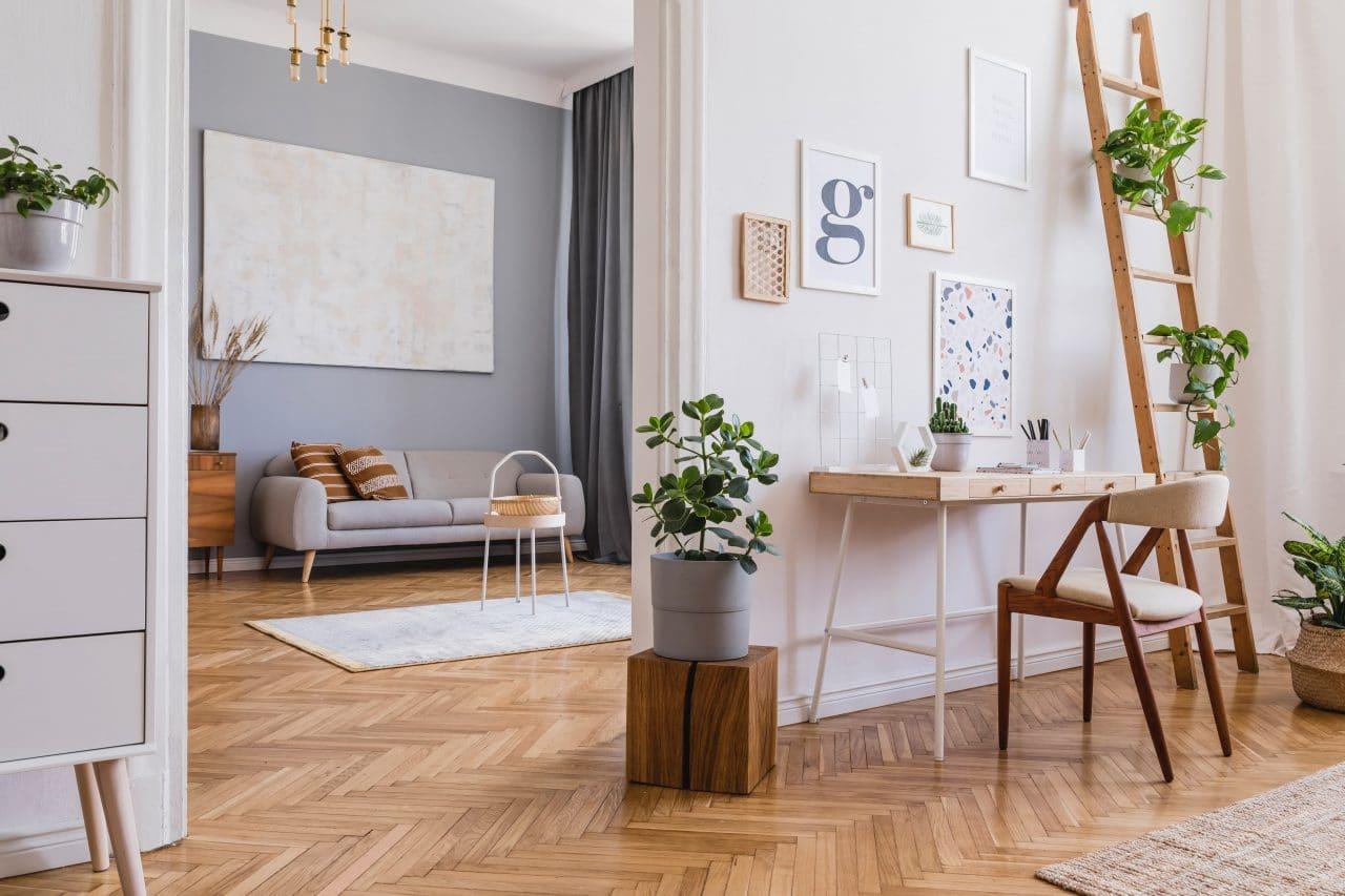 renovation appartement montauban  : sejour