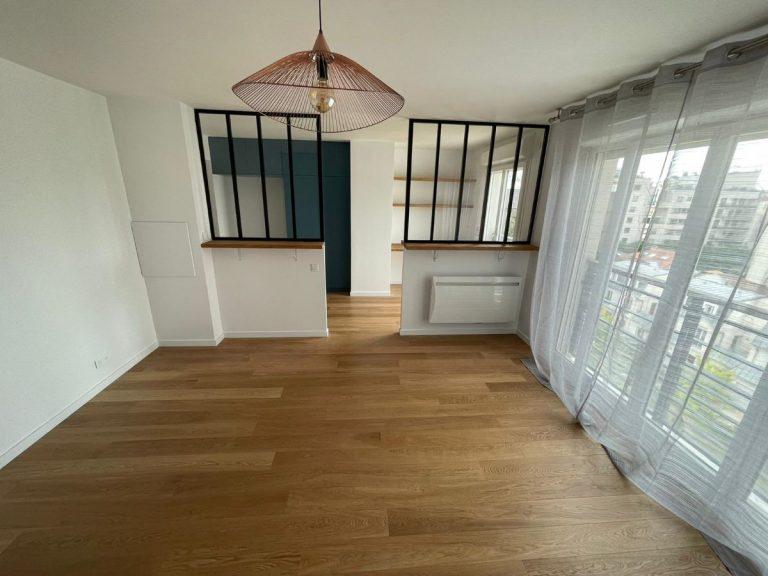 Rénovation d'un appartement à Puteaux (92)