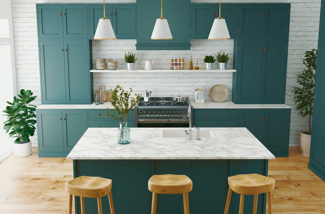 renovation appartement rennes : cuisine