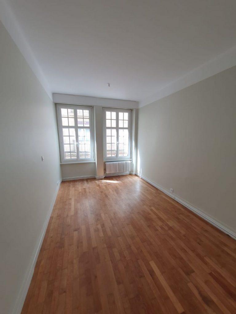 Rénovation d'un appartement à Saint Malo intra-muros (35)