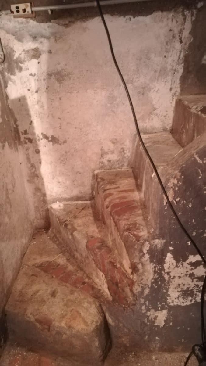 Rénovation d'une cave à Tourcoing (59)