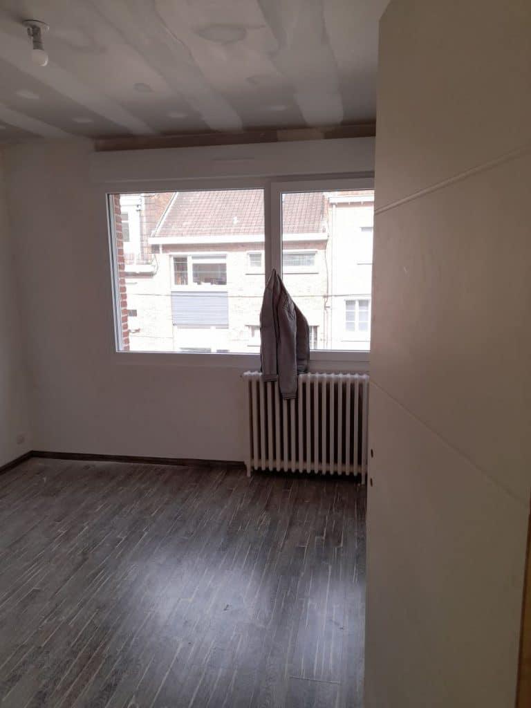 Rénovation d'un étage d'une maison à La Madeleine (69)