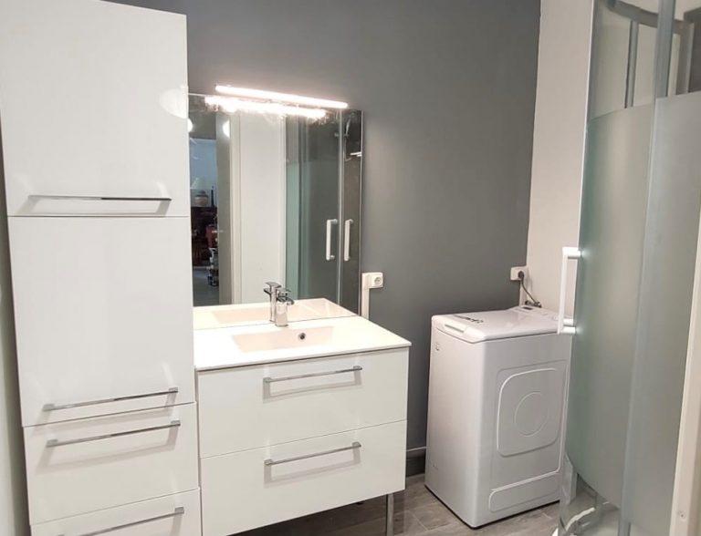 Rénovation d'une salle de bain au Haillan près de Mérignac (33)