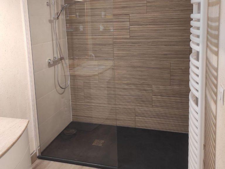 Rénovation d'une salle de bain à Bordeaux (33)