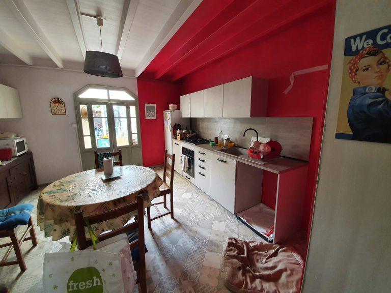 Rénovation d'une maison à Jarnac (16)