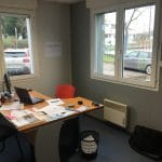 Création d'un espace bureau open space à Carentoir - avant travaux bureaux