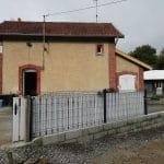 extension de maison à Lécousse - pose d'une nouvelle clôture