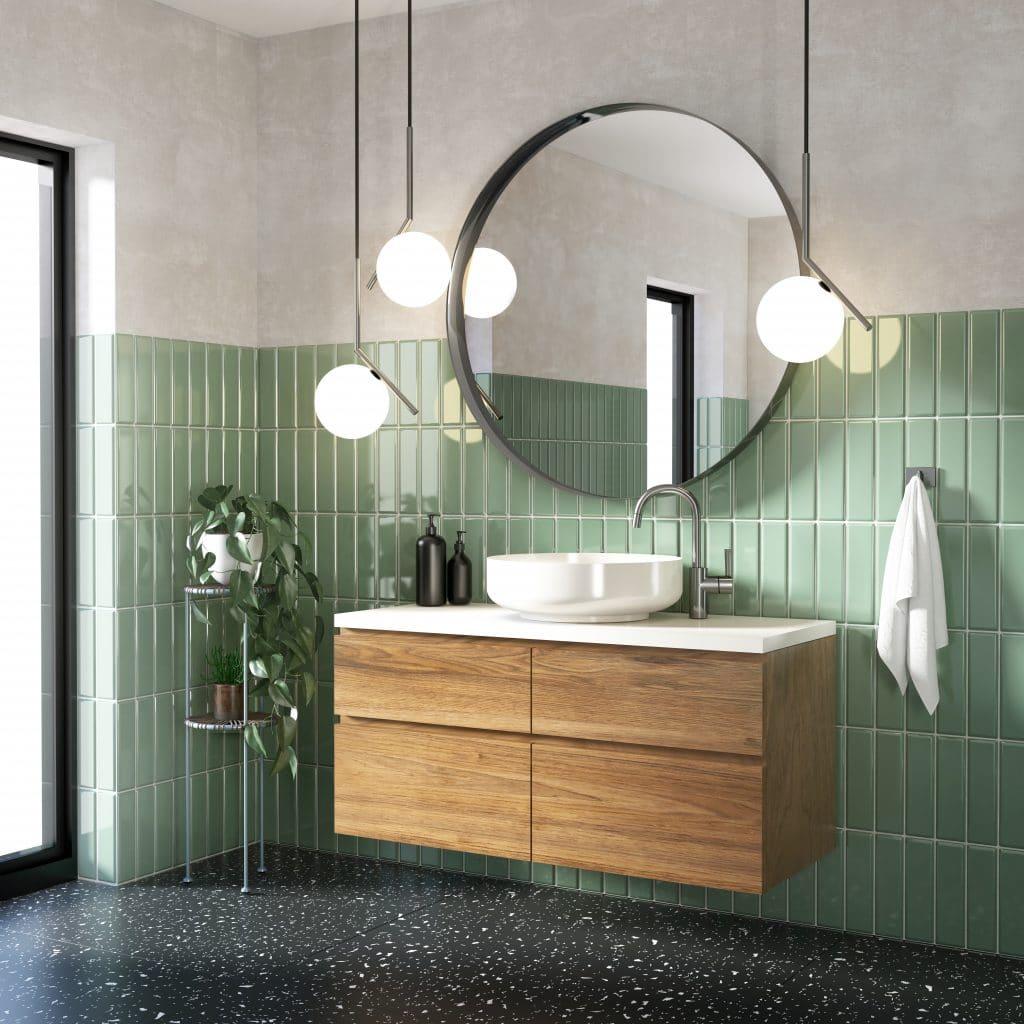 rénovation de salle de bain par illiCO travaux Ploërmel - Locminé