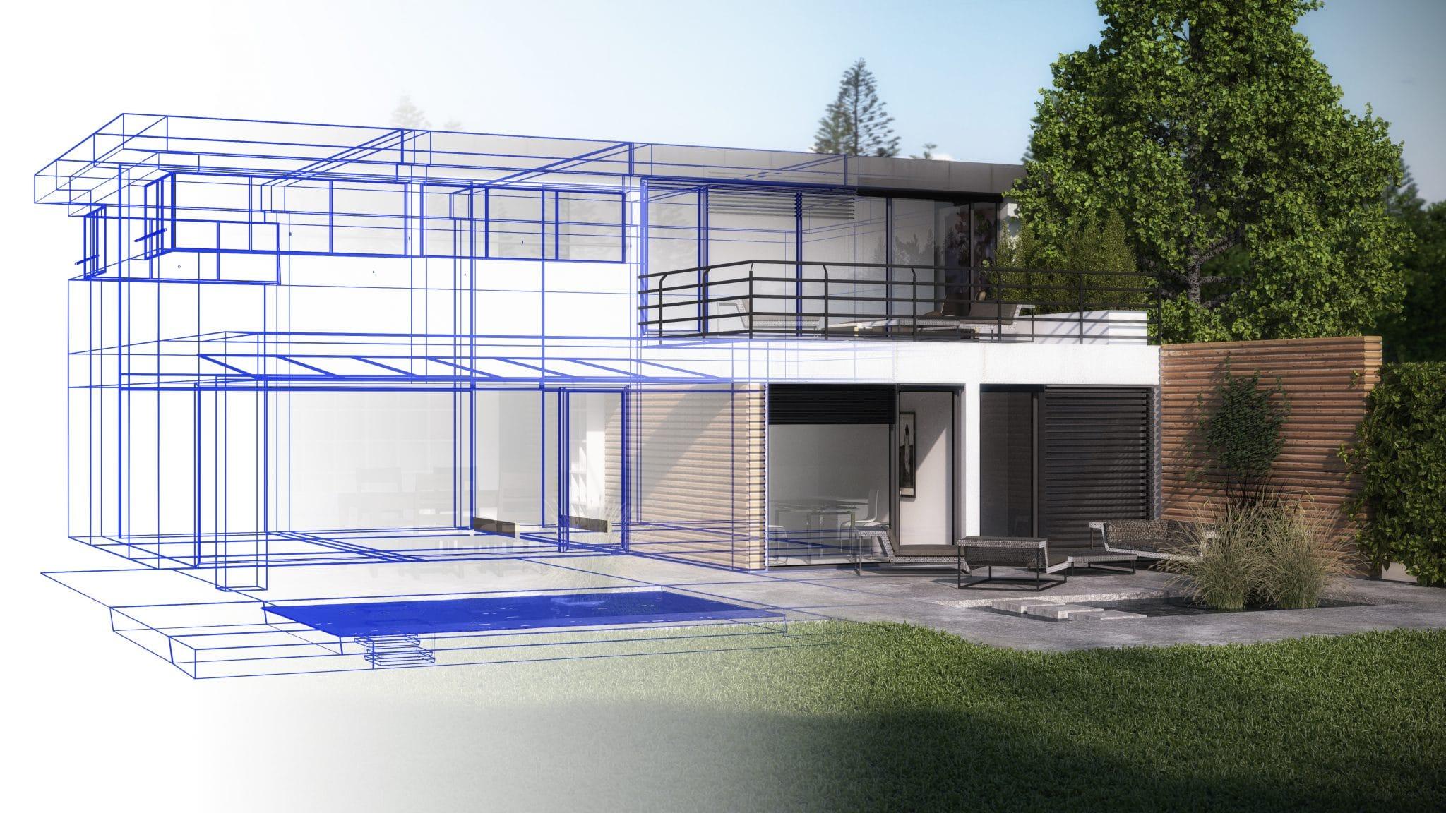 Construire une extension de maison de 40 m2