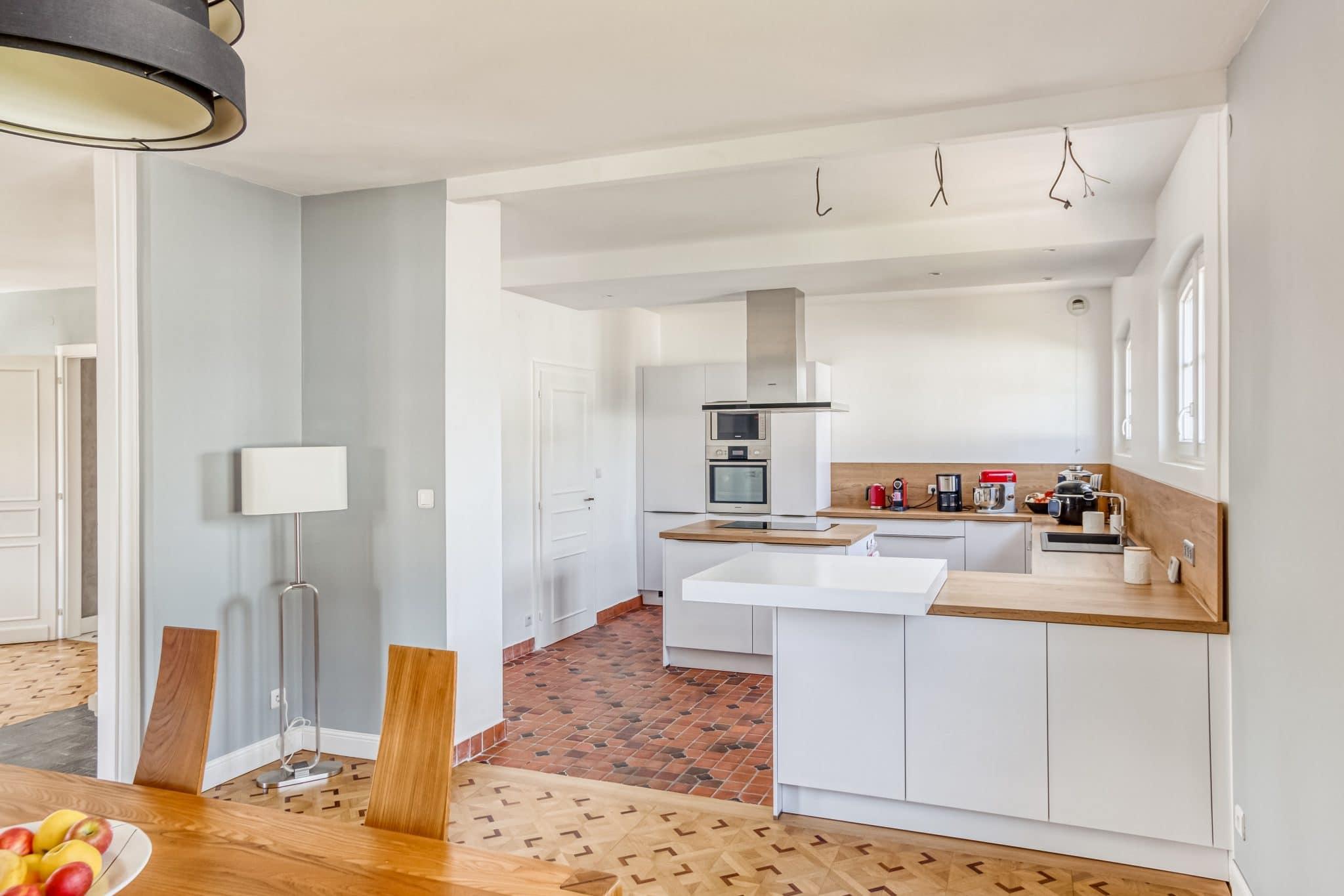 Rénovation de cuisine à Holtzheim (67)