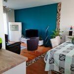 rénovation d'intérieur à Saint-Sulpice-de-Cognac - salle à manger et séjour