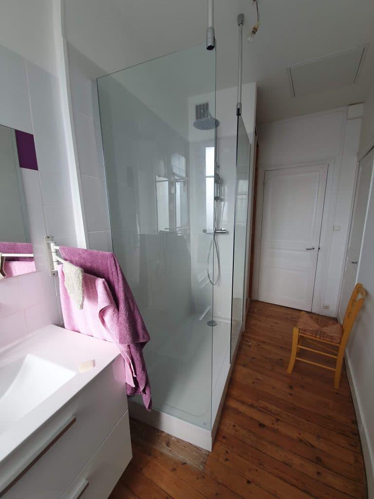 Rénovation de salle de bain à Angoulême (16)