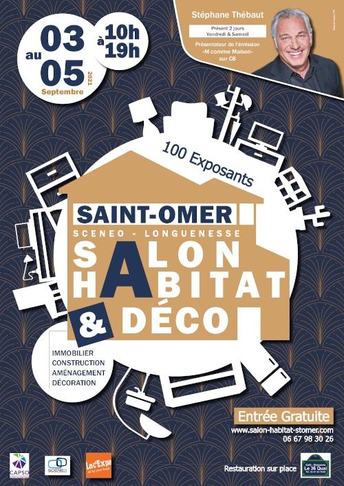 Salon Habitat & Déco à Longuenesse avec illiCO travaux