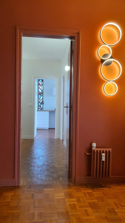 Rénovation d'appartement à Bois-Guillaume (76)